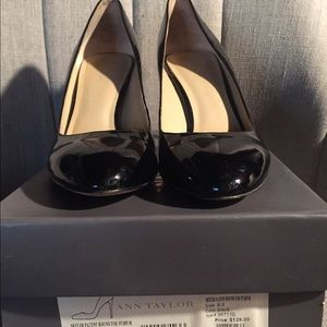 Barely Worn Ann Taylor Heels with Box Included!